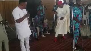 Lare teriba (Atorise ) vs woli agba  best dancer..#Shola Atunise