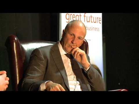 """Paul Caplan, President of GO Outdoors!: """"Unplugged"""" live audience interview"""