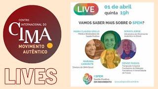 Soraya Jorge, Mariana Camarote e Denise Passos, mediadas por Maria Claudia Grillo sobre o SPEM 2021