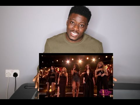 Fifth Harmony Cover 'Like I'm Gonna Lose You' Live Performance - Billboard Women in Music 2016