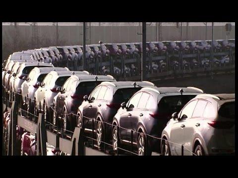 Automobile : janvier à plein régime en Europe - economy