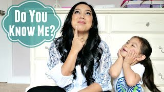 Mother Daughter Tag - How Well Do You Know Me? - itsMommysLife