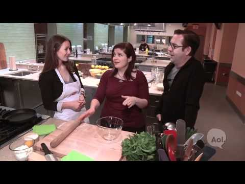 Chopped All-Stars Interview with Alex Guarnaschelli and Ted Allen