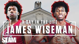 RUN THIS TOWN: James Wiseman is bringing Memphis BACK 🦄 | SLAM Day in the Life Video