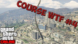 SPIRAL [ COURSE WTF #4 ] ( GTA 5 ONLINE ) FUNNY+RAGE