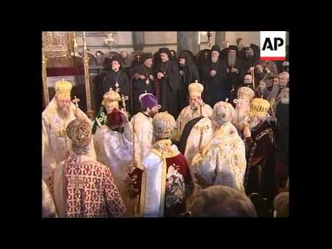 TURKEY: CHURCH LEADERS CELEBRATE BIRTH OF CHRIST