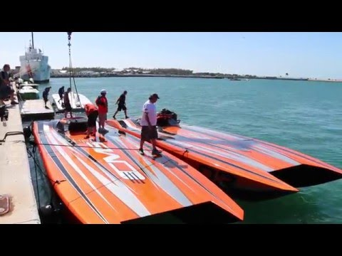 2014 SBI Key West World Championships - Practice Day, CMS Offshore Racing