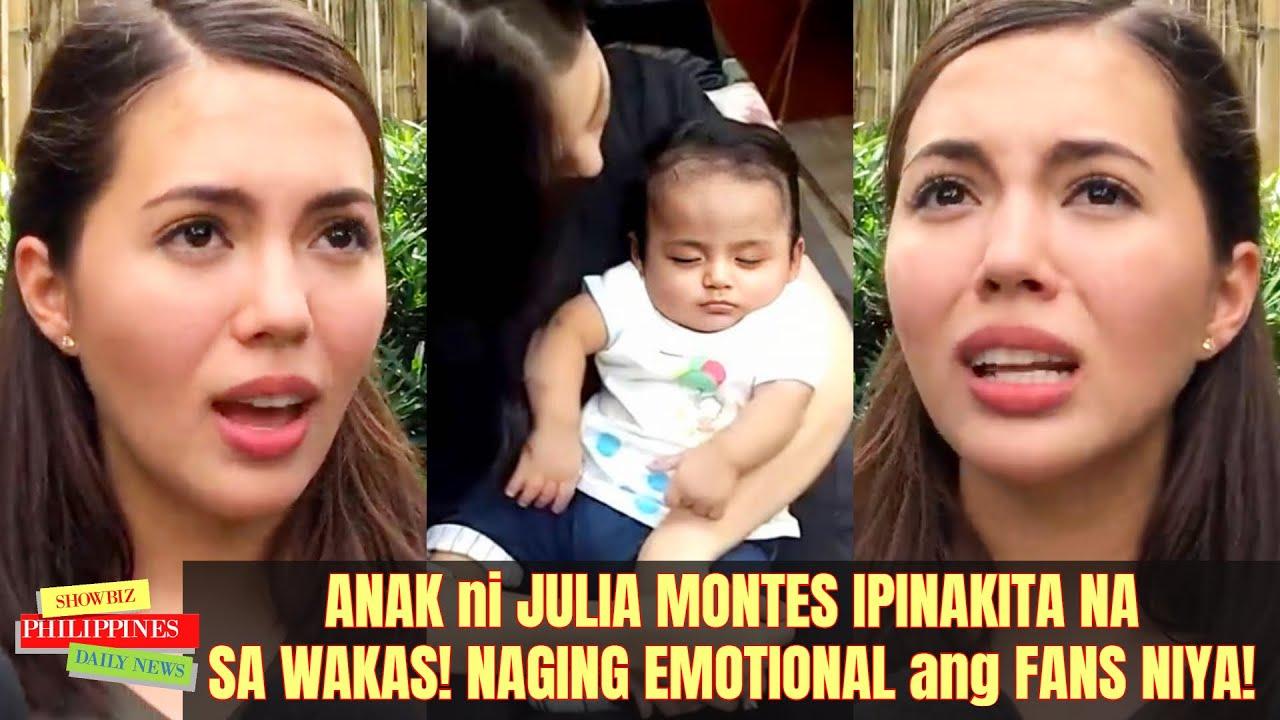 ANAK ni Julia Montes IPINAKITA NA at IPINAKILALA na mga netizens! Kamukha daw ni Coco Martin!