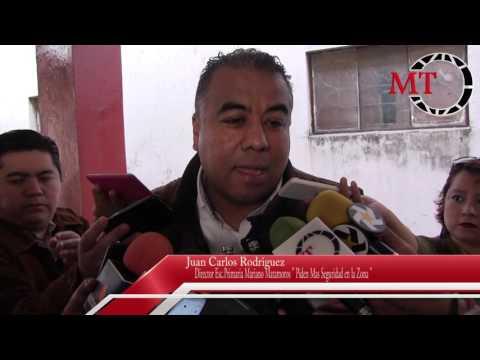 Píden en Tampico más seguridad en escuelas