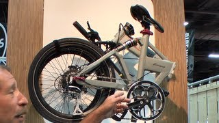 Dahon Jetstream P8 2014 Mountain Bike - Bike Insiders - Folding Bikes 2013 Interbike
