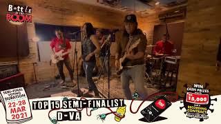 Battle of the Boom Top 15 Semi-Finalist   D-VA