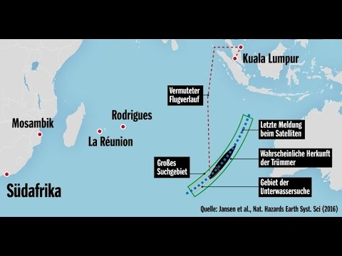 Mysterious MH 370 Experte Part 2/2