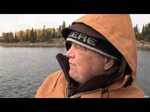 Fishing for Northern Pike with Bobby Hull