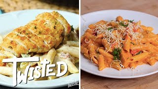 10 Easy Chicken Pasta Dishes
