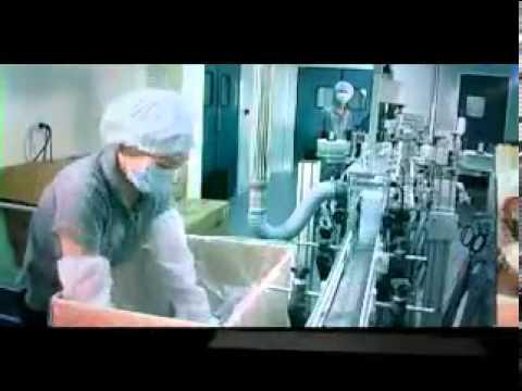03 Quy trình sản xuất tại nhà máy Amway VietNam