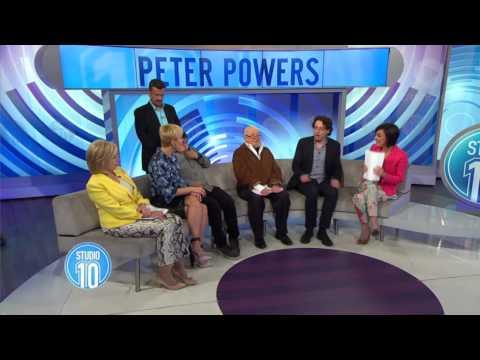 Peter Powers Hypnosis | Studio 10