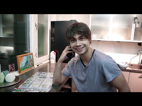 Alexander Rybak answers fans' questions! (with english subtitles)