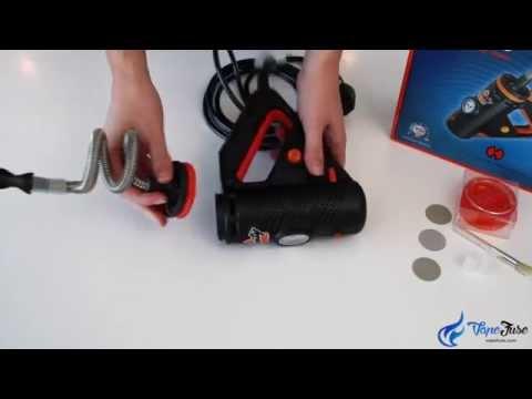 Storz & Bickel Plenty Vaporizer on Spotlight l Product Features – VapeFuse