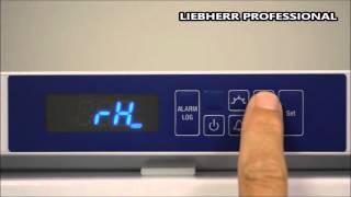 Liebherr Professional Laboratory Fridges & Freezers - High Low Temperature Testing