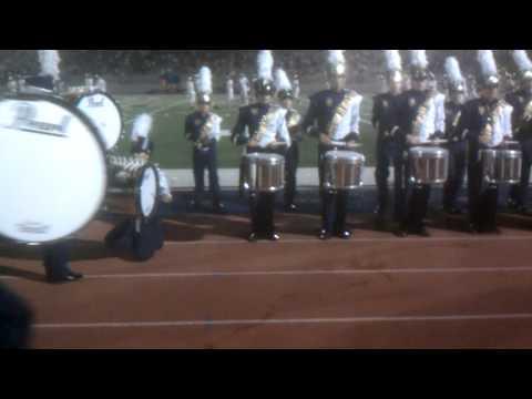 Lebo Blue Devil Drum Line 2012