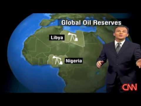 CNN  Global oil reserves