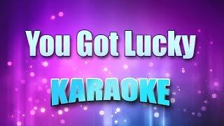 Tom Petty & Heartbreakers - You Got Lucky (Karaoke & Lyrics)