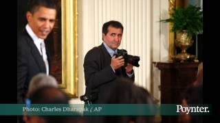 PoynterVision: Photojournalists lack access to White House