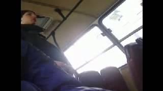 Автобус маршрута ХХХ