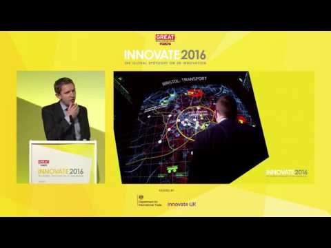 Innovate 2016 Day 1 - Cities of the future