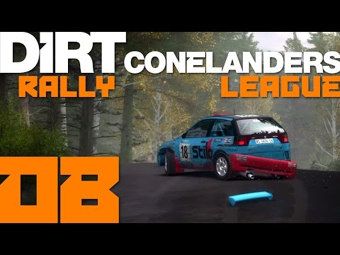 DiRT Rally: Conelanders League - February Event 4: Finland