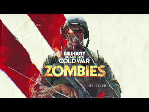 """Call of Duty Black Ops Cold War - Zombies Reveal Trailer Song  """"Tainted Love"""""""