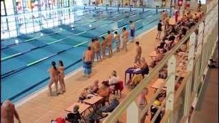 Repeat youtube video Compétition natation naturistes - Montluçon 2013
