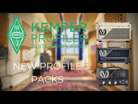 Victory Amps | Kemper Profiles | Downloads