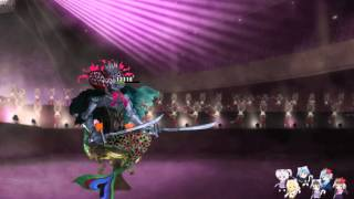 魔法少女まどか☆マギカオンライン 「人魚の魔女lv1