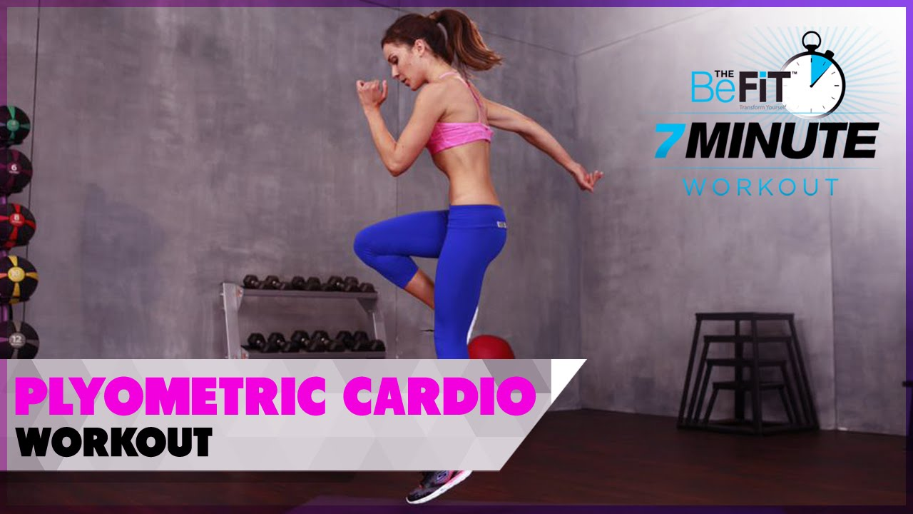 Plyometric Cardio Workout for Weight