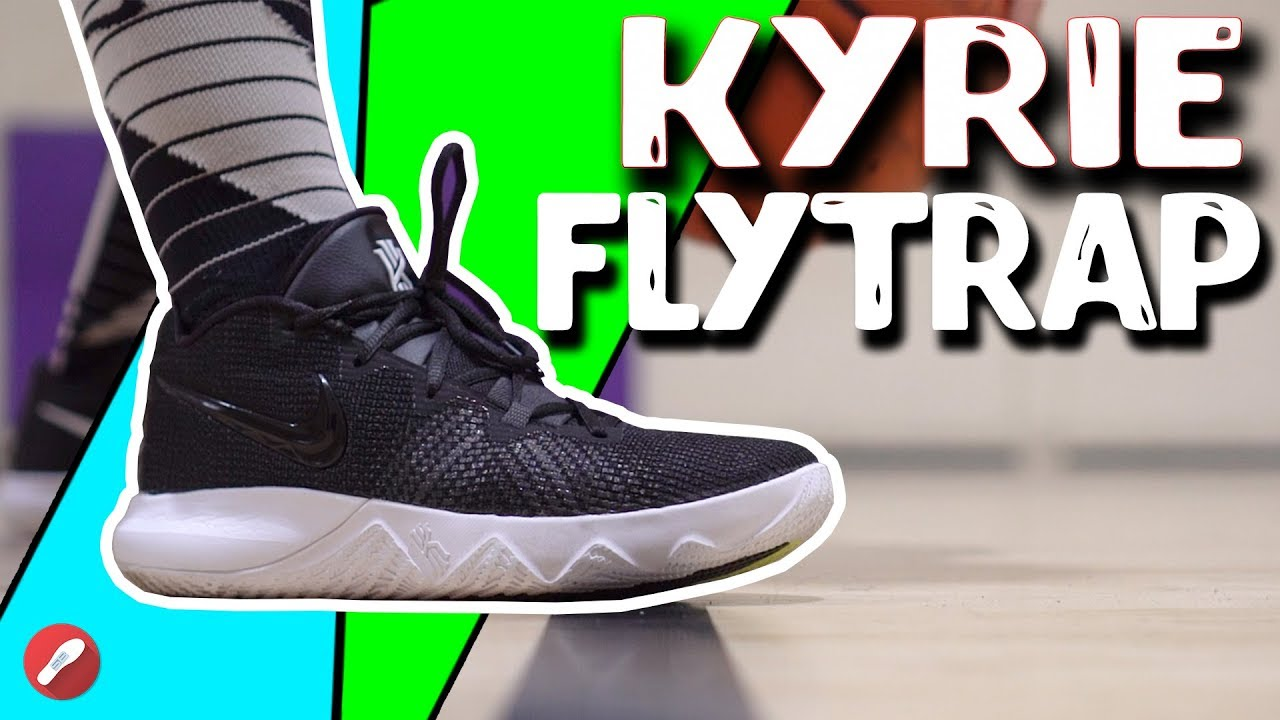 15ce253e1a7d Nike Kyrie Flytrap Performance Review! Is the  80 Budget Model Good ...