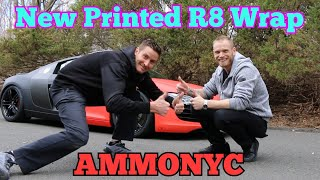 AMMONYC Full Printed Wrap Overview & Walk-through | Smoothest finish ever!