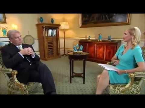 Interview With Prince Andrew Youtube