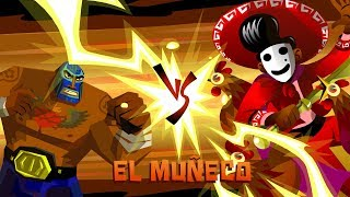 Guacamelee! 2: El Muneco Boss Fight