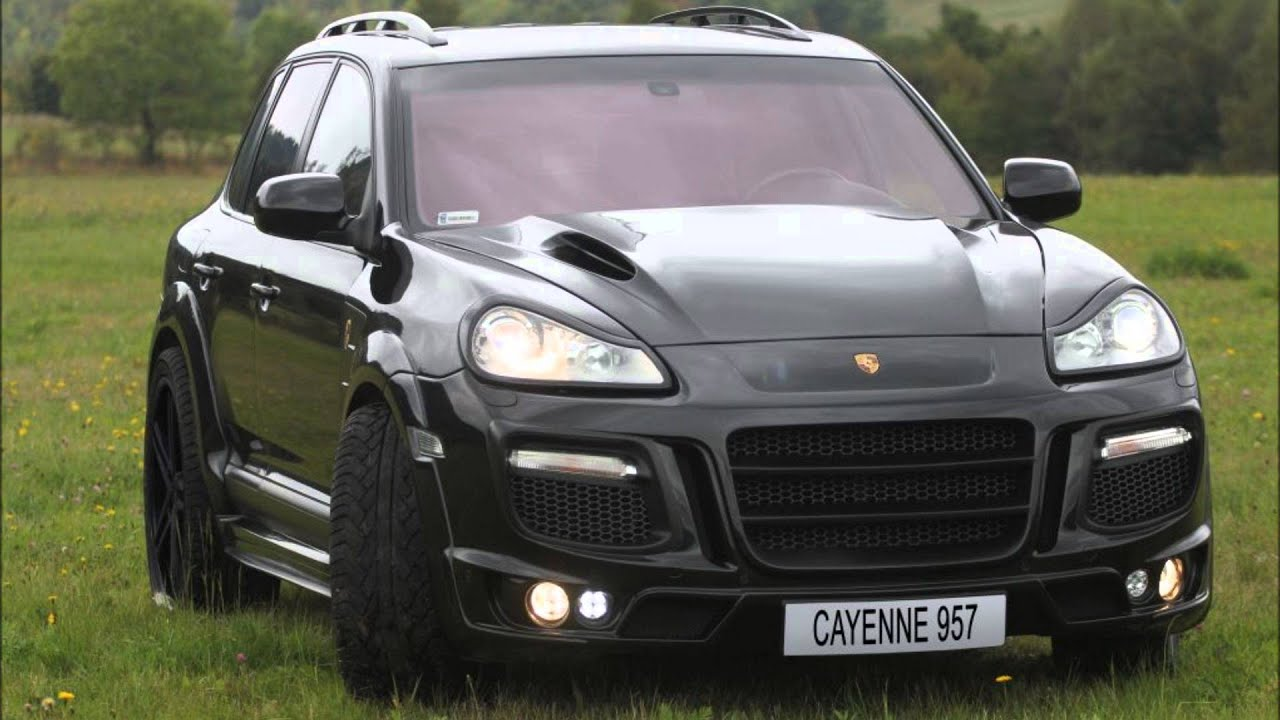 porsche cayenne mk2 mt2 tuning body kit youtube. Black Bedroom Furniture Sets. Home Design Ideas