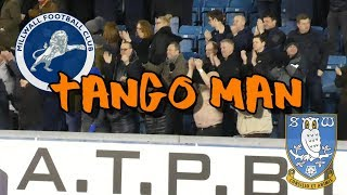Millwall 0 - Sheffield Wednesday 0 - Yorkshire's Hardest Naturist - Tango Man - 12.02.19