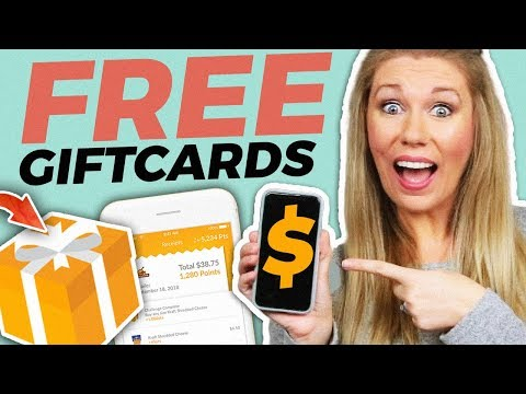 How To Use The Fetch Rewards App - Earn GIFT CARDS