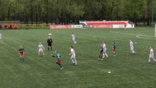 21.05.2017 Локомотив-2 - Локомотив (2005) - 2-1 (2-й состав) (1-й тайм)