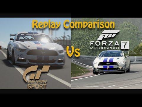 Gran Turismo Sport Beta Car Settings