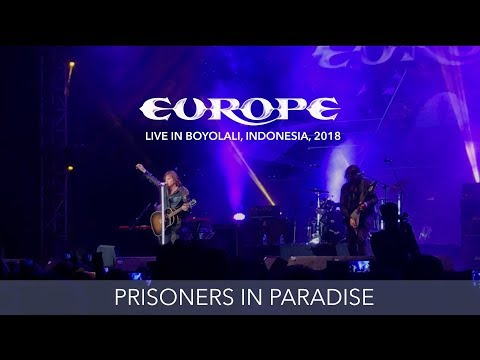 Europe  Prisoners in Paradise   in Boyolali, Indonesia 2018