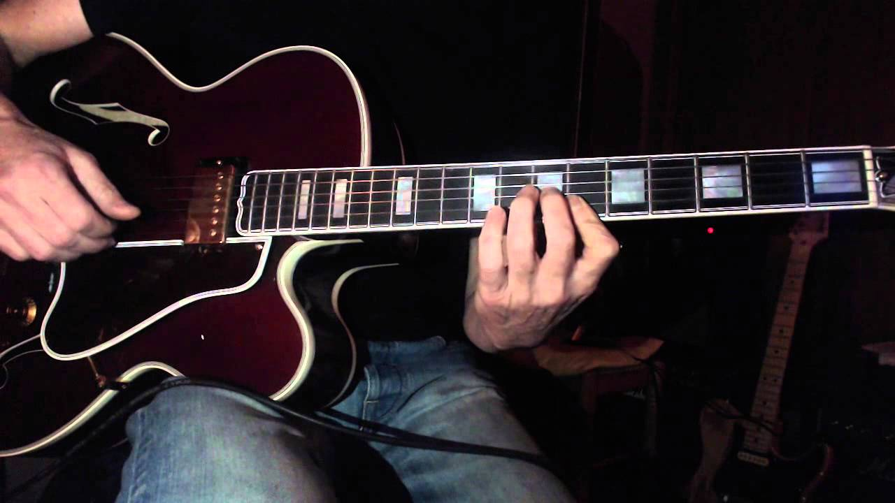 Always And Forever Pat Metheny Jazz Guitar Chord Melody Youtube