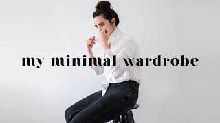 MY MINIMALIST WARDROBE + My Tips for Shopping Smart