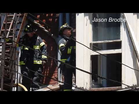 18 Displaced In Dutchess Fire