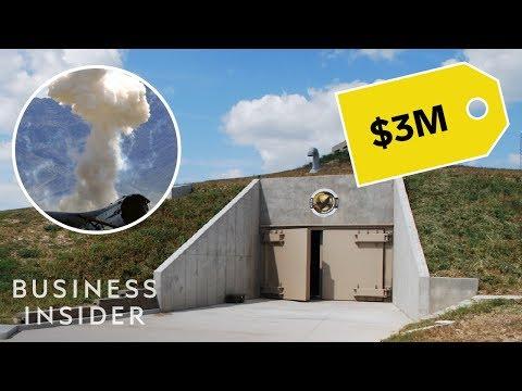 Inside A $3M Doomsday Condo