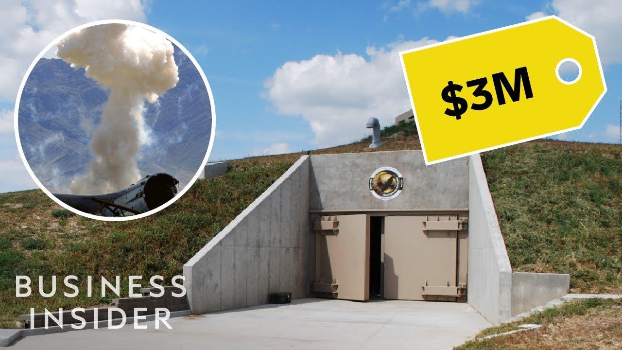 Download Inside A $3M Doomsday Condo